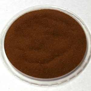 коричневый песок