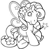Пони фея