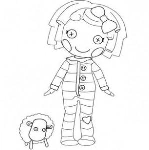 Кукла девочка