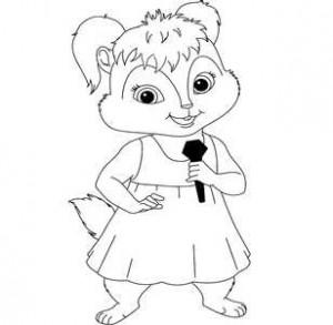 Бурундучек девочка