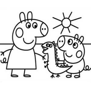 Свинки с зверушкой