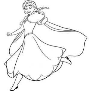 Бегущая принцесса