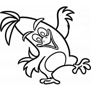 птица 3