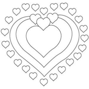 серца