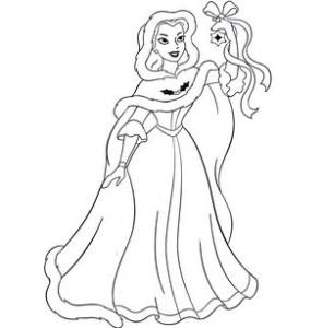 Принцесса с звездой
