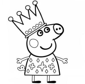 Свинка принцесса