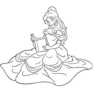 Читающая принцесса