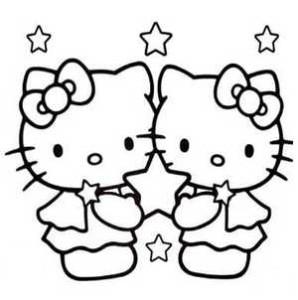 Котики со звездами