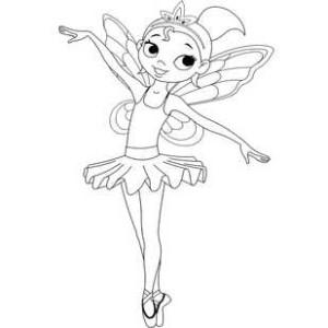 Фея балерина
