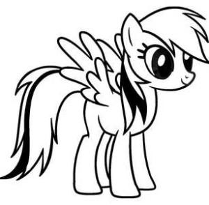 Веселый пони