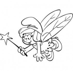Девочка фея