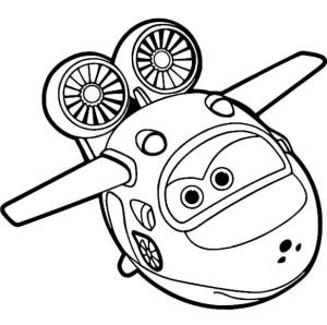 Турбо самолет
