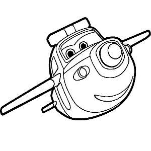 Самолет полицейский