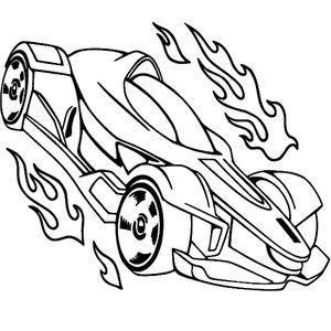 огненная тачка 2