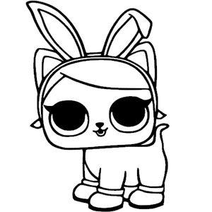 Котик кролик