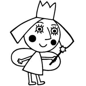 Девочка принцесса