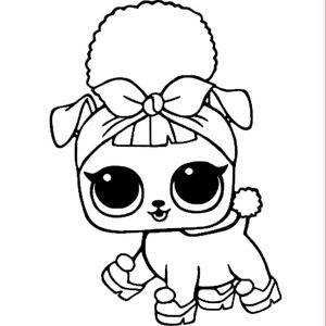 Кукла собачка
