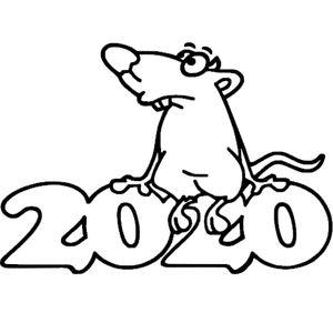 мышь 2020