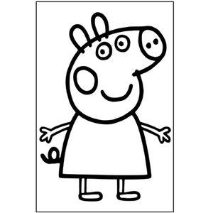 веселая свинка