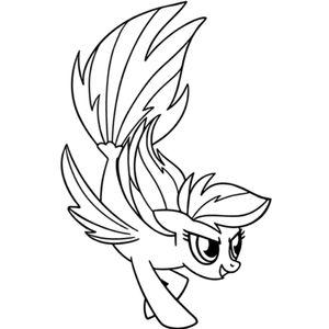 русалка пони