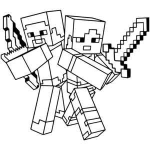 квадратные двое