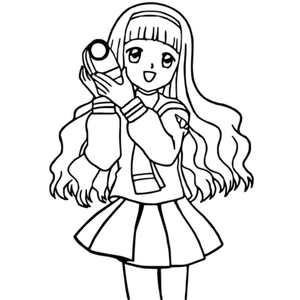 девочка 4